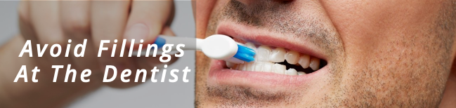 How To Avoid Getting Fillings At Dentist